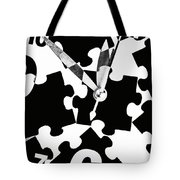 Minuets To Midnight Tote Bag