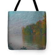 Mississippi Rivers Edge Tote Bag