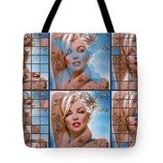 Mm Diva 127 Six Tote Bag
