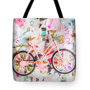 Mode Of Transport Tote Bag