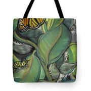 Monarch Series I Tote Bag