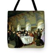 Monastic Refectory Tote Bag