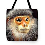 Monkey 2 Tote Bag