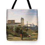 Monte Pincio, Rome Tote Bag