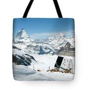 Monte Rosa Tote Bag