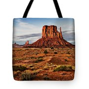 Monumental Butte Tote Bag