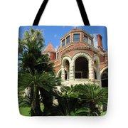Moody Mansion Tote Bag