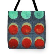 Moon Phases 2 Tote Bag