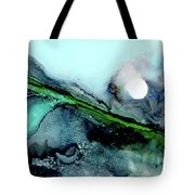 Moondance II Tote Bag by Kathryn Riley Parker