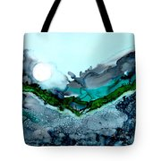 Moondance IIi Tote Bag by Kathryn Riley Parker