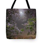 Moonlight And Magic Tote Bag