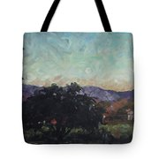 Moonlight Ranch Tote Bag