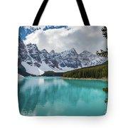 Moraine Lake Range Tote Bag