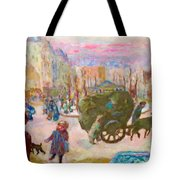 Morning In Paris - Digital Remastered Edition Tote Bag