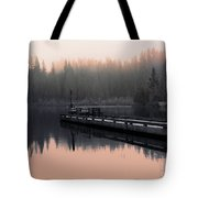 Morning March Tote Bag