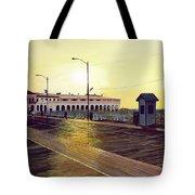 Morning Music Tote Bag