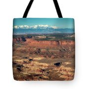 Morning Over Canyonlands Tote Bag