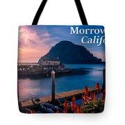 Morrow Bay California Tote Bag