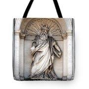 Moses Tote Bag by Jaroslaw Blaminsky