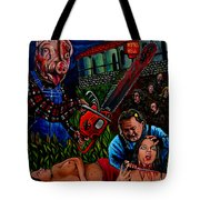 Motel Hell Tote Bag