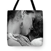 Mother And Child Tote Bag by Catherine Sobredo