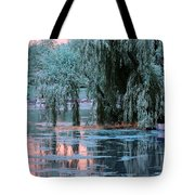 Mother Willow Infrared Tote Bag