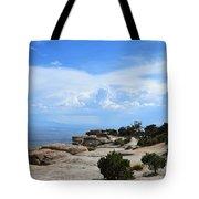 Mount Lemmon Tote Bag