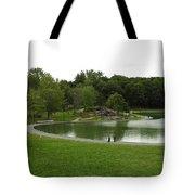 Mount Royale Parc Tote Bag