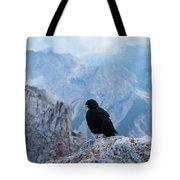 Mountain Jackdaw Tote Bag