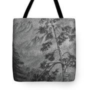 Mountain Outlook Tote Bag
