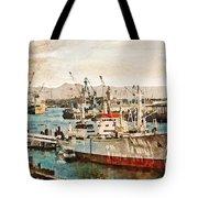 Ms Cap San Diego Tote Bag