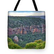 Mt Piddington - Nsw - Australia Tote Bag