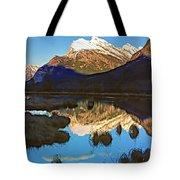 Mt Rundle Tote Bag