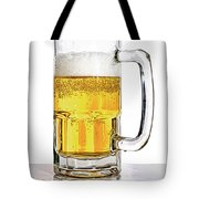 Mug Of Beer Tote Bag