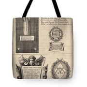 Mullins And Baskerville  Monument   State    Tote Bag