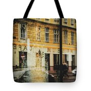 Museum Cafe Tote Bag