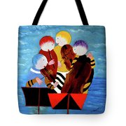 Music Performers Tote Bag