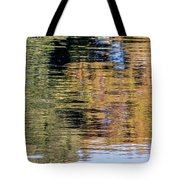 Muted Reflections Tote Bag by Kate Brown