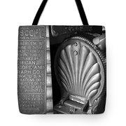 Mutoscope Fine Art Dual Image Tote Bag