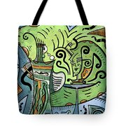 Mystical Powers Tote Bag
