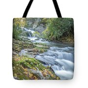 Nantahala Fall Flow Tote Bag