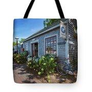 Nantucket Dock Tote Bag