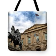 National Records Of Scotland Tote Bag by Ross G Strachan