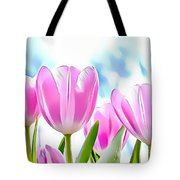 Naturalness And Flowers 40 Tote Bag