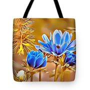 Naturalness And Flowers 47 Tote Bag