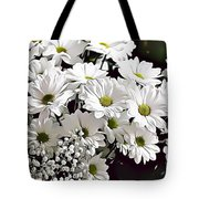 Naturalness And Flowers 52 Tote Bag