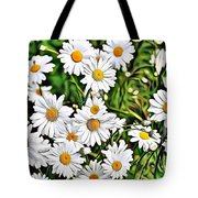 Naturalness And Flowers 57 Tote Bag