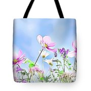 Naturalness And Flowers 59 Tote Bag