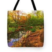 Nature's Heart Healer Tote Bag