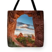 Nature's Picture Frame Tote Bag